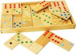 Afbeeldingen van Domino spel Jumbo Bigjigs