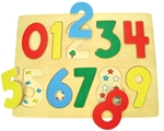 Afbeeldingen van Puzzel 123 Cijfers Bigjigs