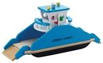 Afbeeldingen van Havenlijn Veerboot New Classic Toys