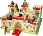 Bild von Speelkasteel ridders - Bigjigs