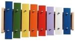 Bild von Xylofoon 8 toons metaal New Classic Toys
