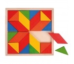 Bild von Mozaiek puzzel - Bigjigs