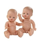 Bild von Babypop Gordi blank Jongen - 34 cm