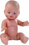 Bild von Babypop Gordi blank Meisje - 34 cm