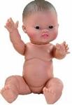 Bild von Babypop Gordi Aziatisch meisje 34 cm