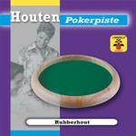 Afbeeldingen van Pokerpiste Dobbelsteenbak - blank Hout