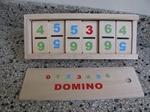 Afbeeldingen van Cijfer Domino klein