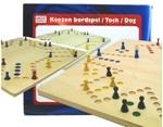 Afbeeldingen van Keezenbordspel 4-6 persoons Multiplex