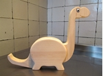 Picture of spaarpot Brontosaurus