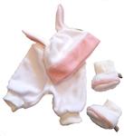 Afbeeldingen van Rubens Baby kleding  'Girl'