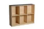 Afbeeldingen van Kast voor Haagse blokkenset (voor V306 153 stuks 10 cm blokken) Van Dijk Toys