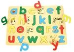 Afbeeldingen van Puzzel abc kleine letters - Bigjigs