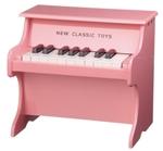 Afbeeldingen van Piano - Roze 18 toetsen New Classic Toys