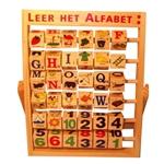 Afbeeldingen van Alfabetraam