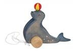 Bild von Trekdier zeehond met bal Ostheimer Ostheimer
