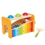 Picture of Ballen hamerbank met xylofoon trap Hapé