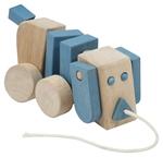 Afbeeldingen van Snuffelhond blauw