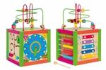 Afbeeldingen van Activiteiten kubus Woody