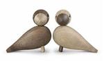 Picture of Kay Bojesen houten Love birds