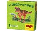 Afbeeldingen van De dino's op het spoor HABA spel
