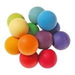 Picture of Grimm's Bijt- en Grijpketting gekleurde ballen