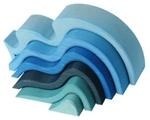 Image de Stapelblokken Golvend water 22 cm Grimm's
