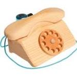 Picture of Telefoon met bel 19,5 cm Grimm's