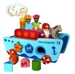 Bild von Sinterklaasboot Vormen en speelboot