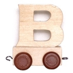 Picture of Lettertrein blank B