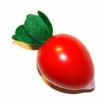 Afbeeldingen van Houten groente Radijs Bigjigs