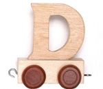 Picture of Lettertrein blank D