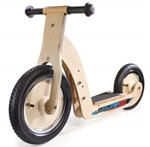 Picture of StepBike Houten step en Loopfiets