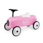 Image de Racer Loopauto metaal roze Baghera
