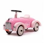 Image de Speedster Loopauto metaal Prinses roze Baghera