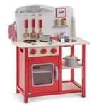Bild von Keukentje  'Bon Appetit' rood New Classic Toys