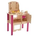 Afbeeldingen van Keukentje  roze groot