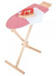 Afbeeldingen van Houten speel-strijkplank met strijkijzer Bigjigs