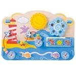 Image de Houten baby activity center Zee Bigjigs