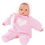 Afbeeldingen van Gotz pop Baby Puur met hart design - 33cm