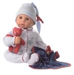 Afbeeldingen van Pop Baby Cookie Blue Spots 48 cm Götz/Gotz
