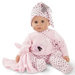 Bild von Pop Baby Cookie Ladies & Spots roze 48 cm Götz/Gotz