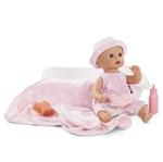 Afbeeldingen van Gotz pop Baby Aquini slaperig hartjes - 33cm