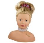 Afbeeldingen van Pop Styling hoofd Blondine Götz/Gotz