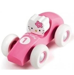 Bild von Hello Kitty race car