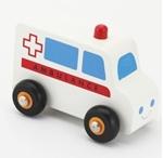 Afbeeldingen van Speelautootje Ziekenauto