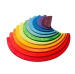 Bild von Semi cirkels gekleurd 37 cm 11-delig Grimm's