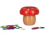 Bild von Vlooienspel paddestoel