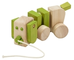 Afbeeldingen van Snuffelhond groen