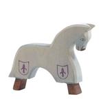 Bild von Paard voor ridder blauw Ostheimer