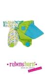 Afbeeldingen van Rubens Baby kleding groene pyjama